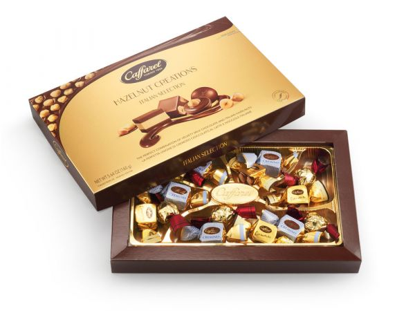 Caffarel Hazelnut Creations Gift Box 160g x 8