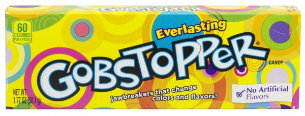 Everlasting Gobstoppers 50.1g x 24