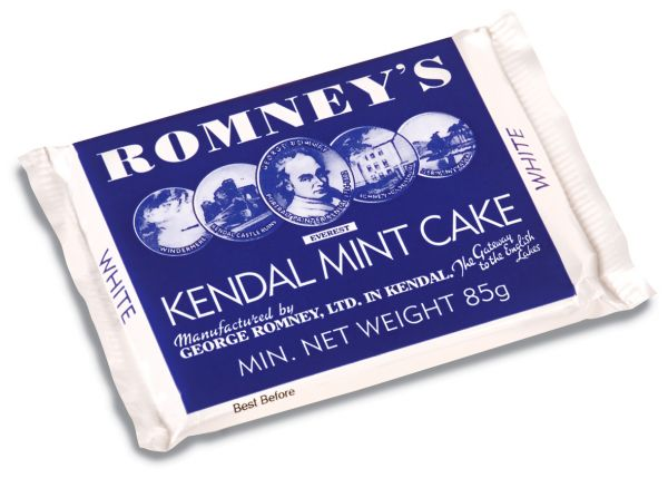 Romney's Kendal Mint Cake 85g x 40