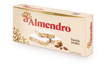 Crunchy Almond Turron 150g x 24