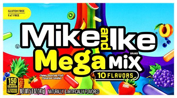 Mike and Ike Mega Mix 141g x 12