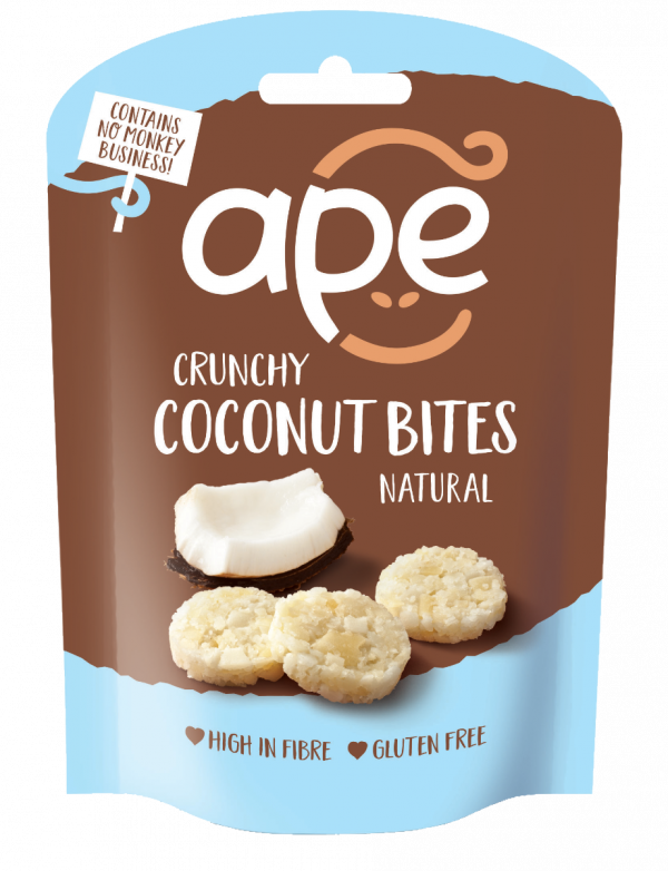 Coconut Bites - Natural 26g x 10
