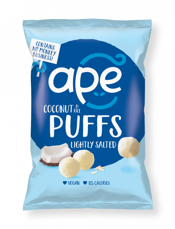 Lightly Salted Puffs 25g x 24