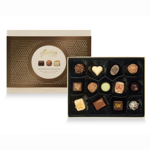 Butlers Chocolate Collection 185g x 8