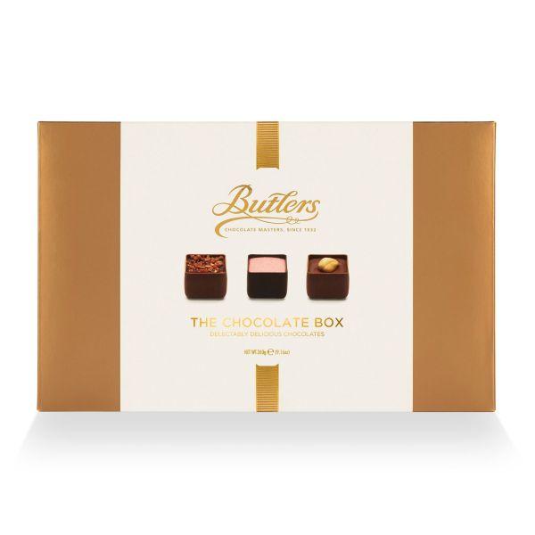 The Chocolate Box - Assorted Chocolates 260g x 9