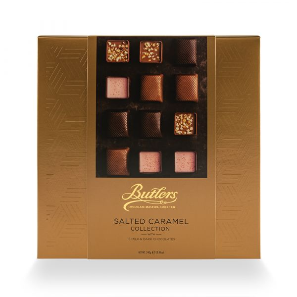 Salted Caramel Café Collection 240g x 12