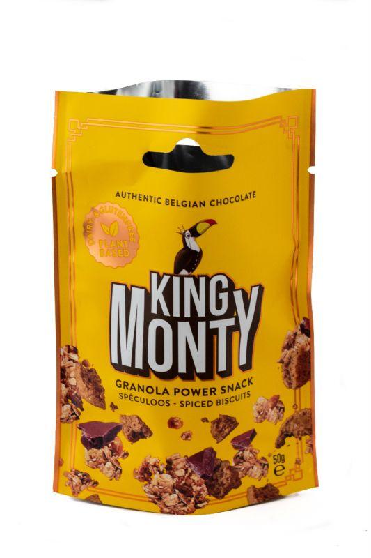 Spéculoos Granola snack 50g x 16