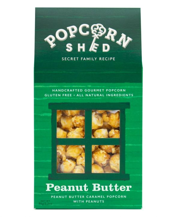 Butterly Nuts Popcorn Shed 90g x 10
