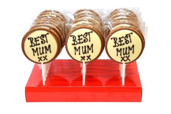 Best Mum Lollies 50g x 24