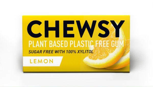 Chewsy Lemon Gum 15g x 12