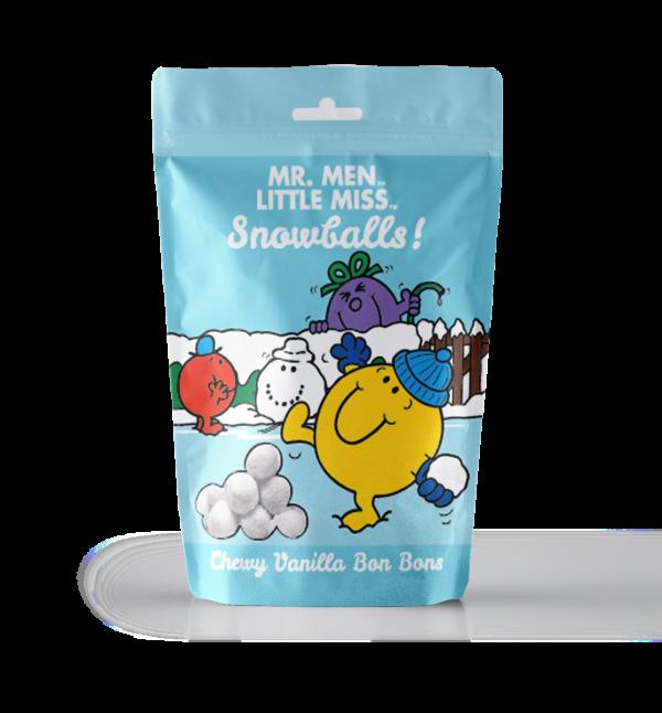 Snowball Fun - Vanilla Chewy Bon Bons 180g x 16
