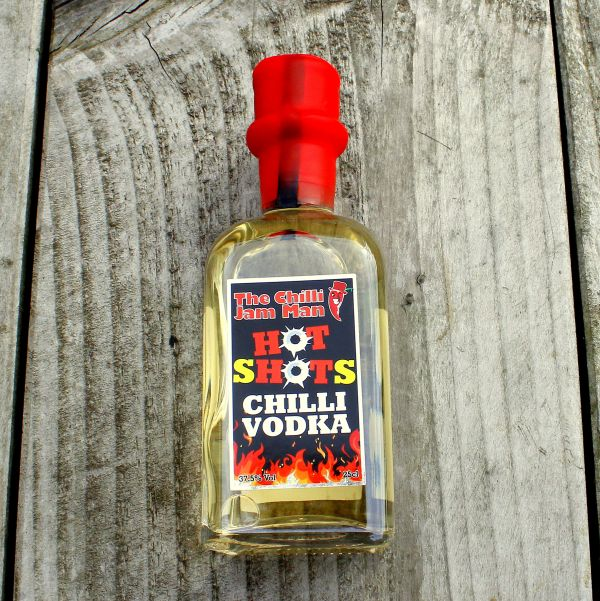 Chilli Jam Man Vodka 25cl x 6 (For trade only)