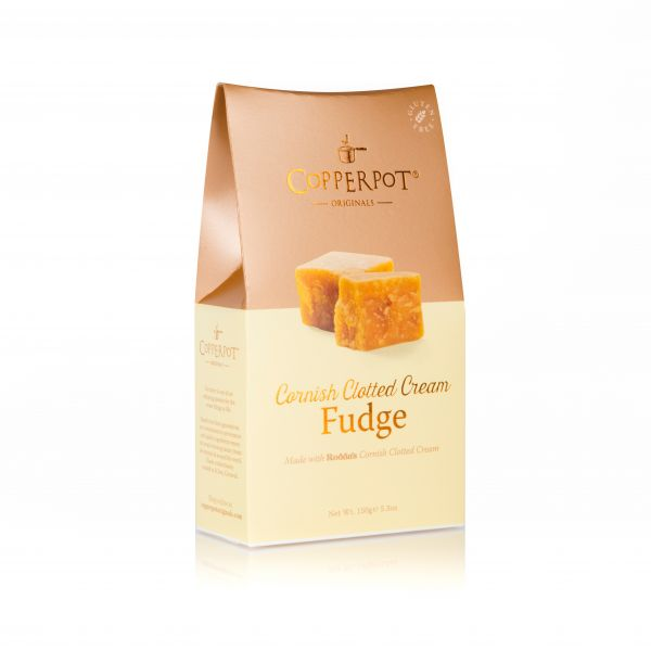 Clotted Cream Fudge 150g x 10