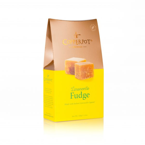 Limoncello Butter Fudge 150g x 10