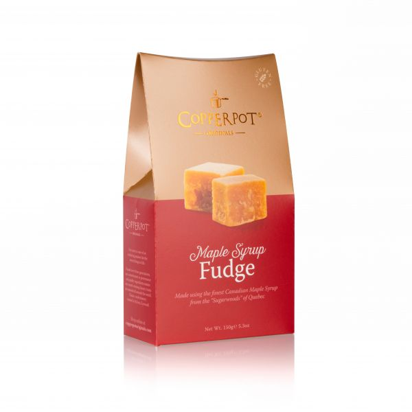 Maple Syrup Butter Fudge 150g x 10