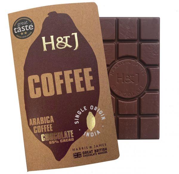Coffee - Single Origin, 65% 86g x 10