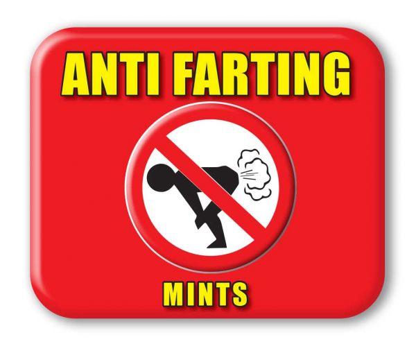 Anti-Farting Mints 30g x 12