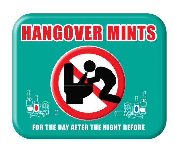 Hangover Mints 30g x 12