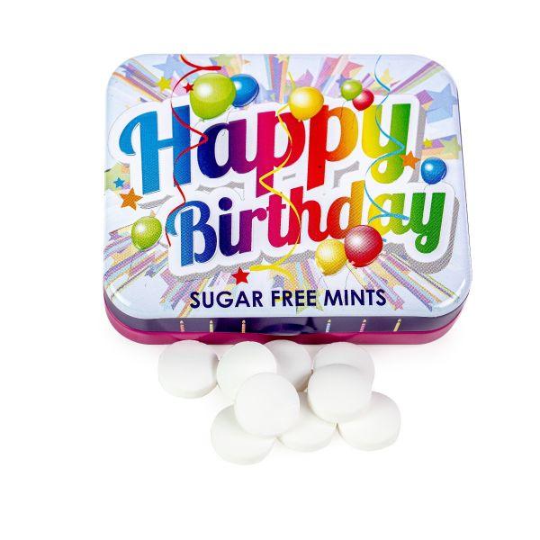 Happy Birthday Mints 30g x 12