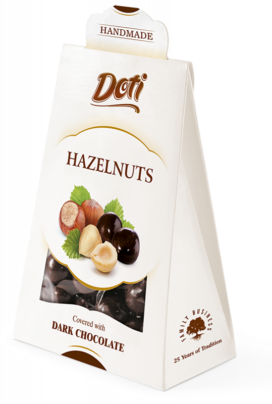 Hazelnuts in Chocolate  100g x 10