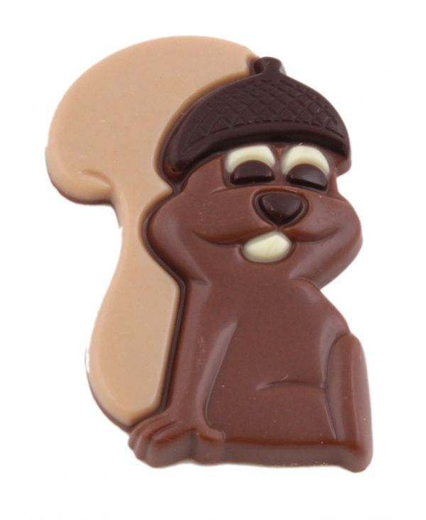 Squirrel Milk Chocolate 1.8kg (Approx x144) DATED 28/2/2021