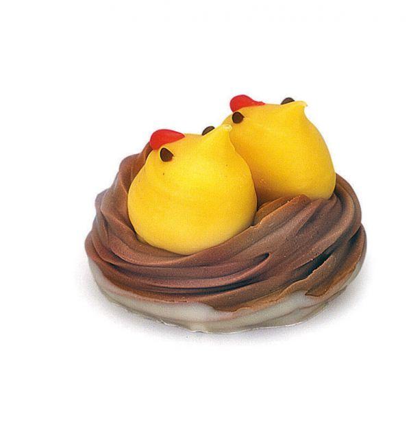 Love Birds - Hazelnut Praline x 1.68kg ( 30g x +/- 56 pc) DATED 30.11.2021
