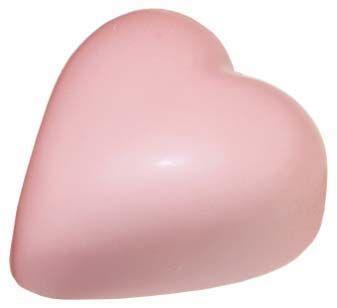 Amor - Marc de Champagne Ganache Pink Heart x 1 kg ( 13.8g +/- 72 pc )