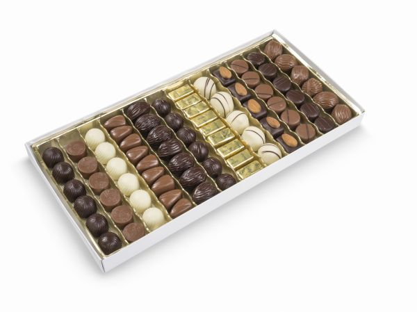 Assorted Bulk Chocolates - suitable as a retail pack or a loose offering
