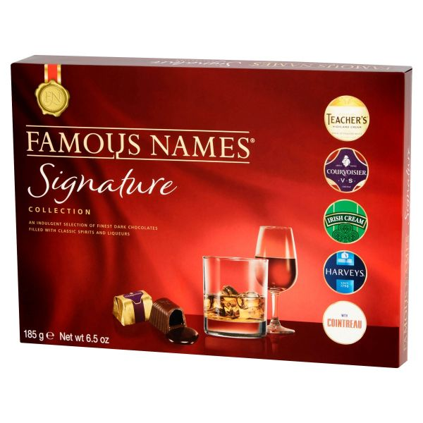 Famous Names Signature Collection 185g x 8
