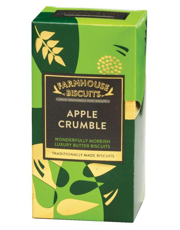Luxury Apple Crumble 150g x 12 Zero VAT
