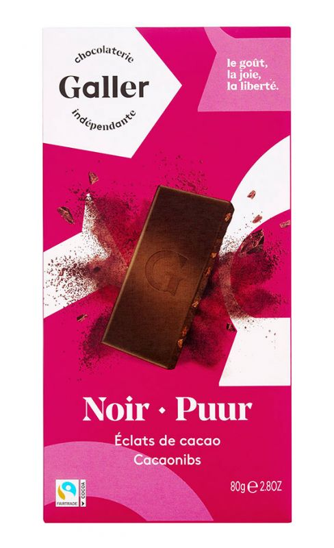 Dark Chocolate with 70% Cocoa  80g x 20
