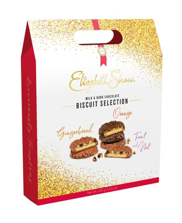 Biscuit Carry Pack (3  x 140g) 420g x 4