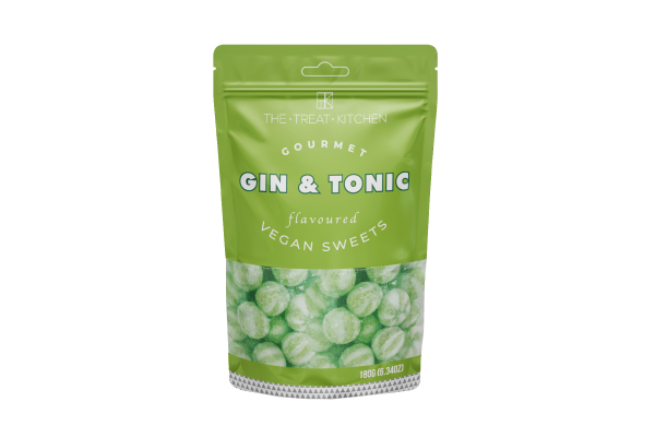 Gin and Tonic Pouch 150g x 12