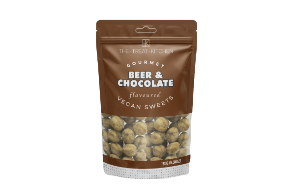 Beer and Chocolate Pouch 150g x 12