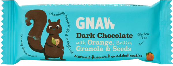 Granola Bar Dark Choc with Orange & Seeds 365g x 25