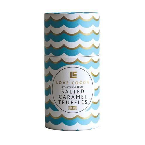 Salted Caramel Truffles Luxury Gift Box 150g x 10