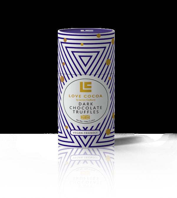 Vegan Truffles Luxury Gift Box 150g x 10