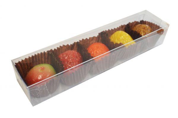 Marzipan Fruits 75g x 12