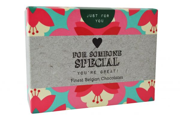 Message Box - For someone special Chocolate Box 86.63g x 12 DATED 30.11.2021