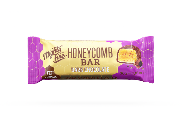 70% Dark Chocolate Honeycomb Bar 30g x 15