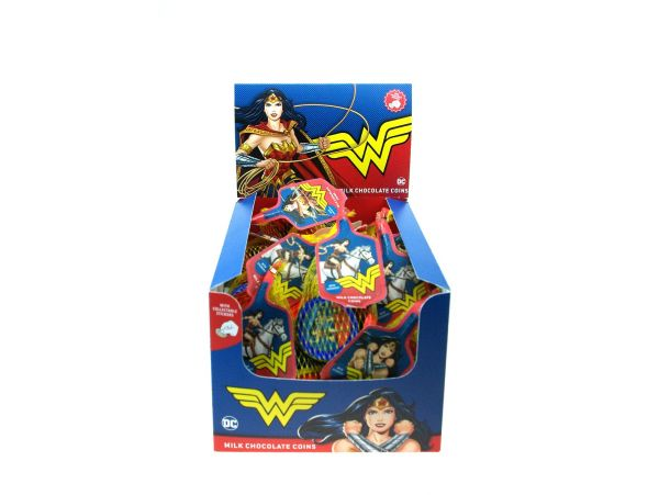 Wonder Woman Net of Coins 60g x 25