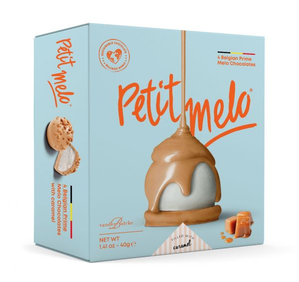 Petit Melo White Chocolate with Caramel 40g x 24