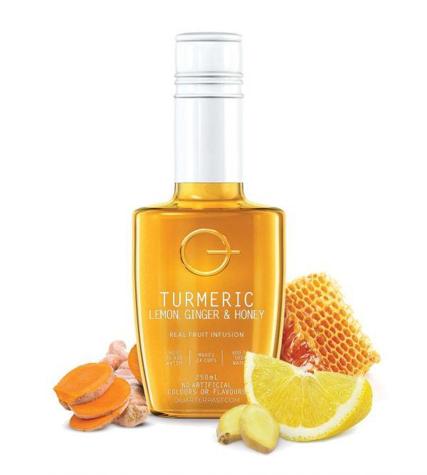 Turmeric, Lemon, Ginger & Honey Tea Concentrate  250ml x 8