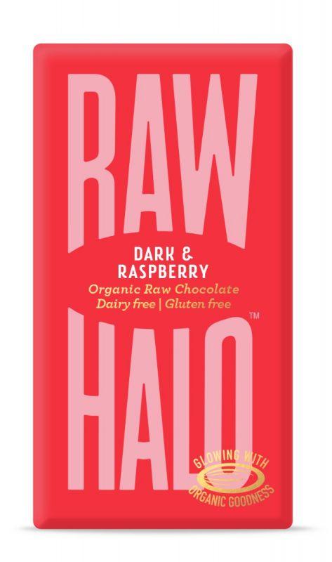 Dark & Raspberry Choc Bar 35g x 10