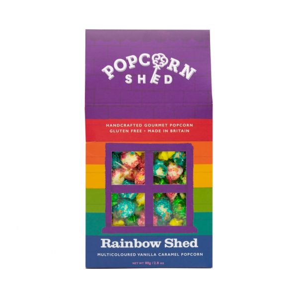 Rainbow Shed 80g x 10