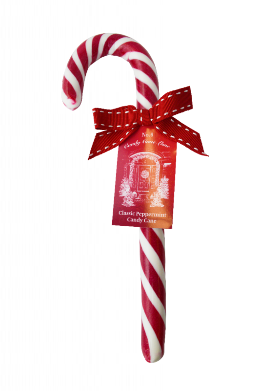 No 6 Candy Cane Lane - Giant Candy Cane 100g x 24