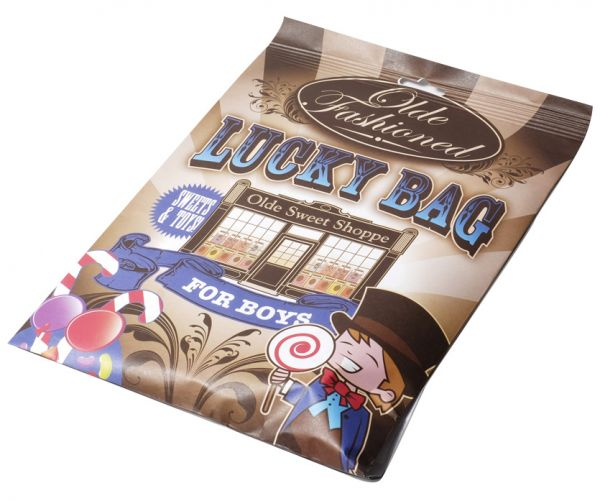 Boys Old Fashioned Lucky Bag 16g x 12