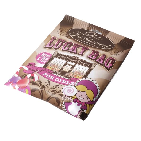 Girls Old Fashioned Lucky Bag 16g x 12