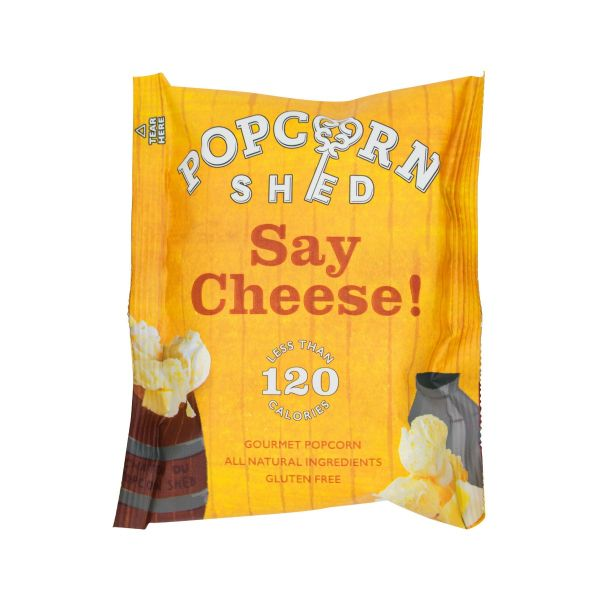 Say Cheese! Snack Packs 16g x 16