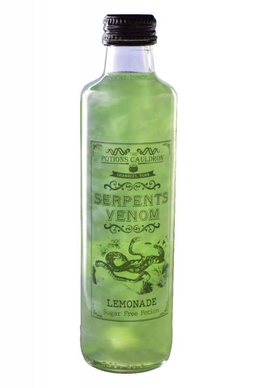 Serpent Venom - Lemonade Flavour Potion 250ml x 12